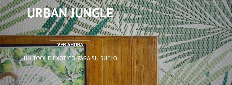 Alfombras Jungle