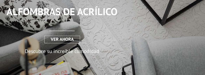 ALFOMBRAS DE ACRÍLICO